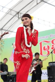 myanmar model