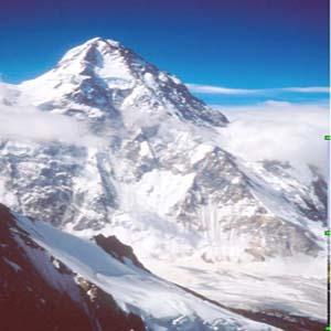 K2 Mountain Wallpaper K2 Mountain