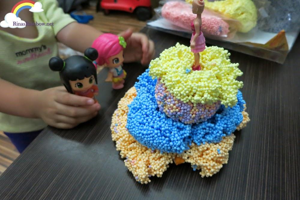 foam cake