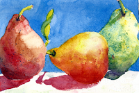New Watercolor Online Workshop - 2014