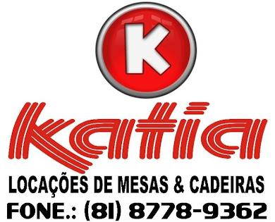 KATIA LOCAÇÕES DE MESAS & CADEIRAS