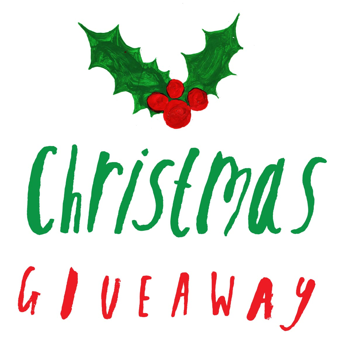 My Christmas Giveaway ~ Rosy Omeje