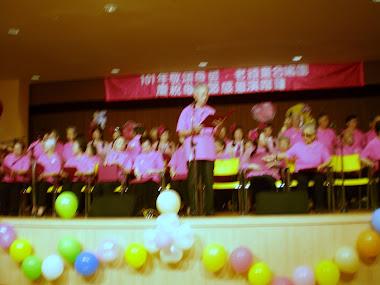 母親節 全體合唱