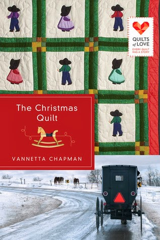 The Christmas Quilt by Vanetta Chapman
