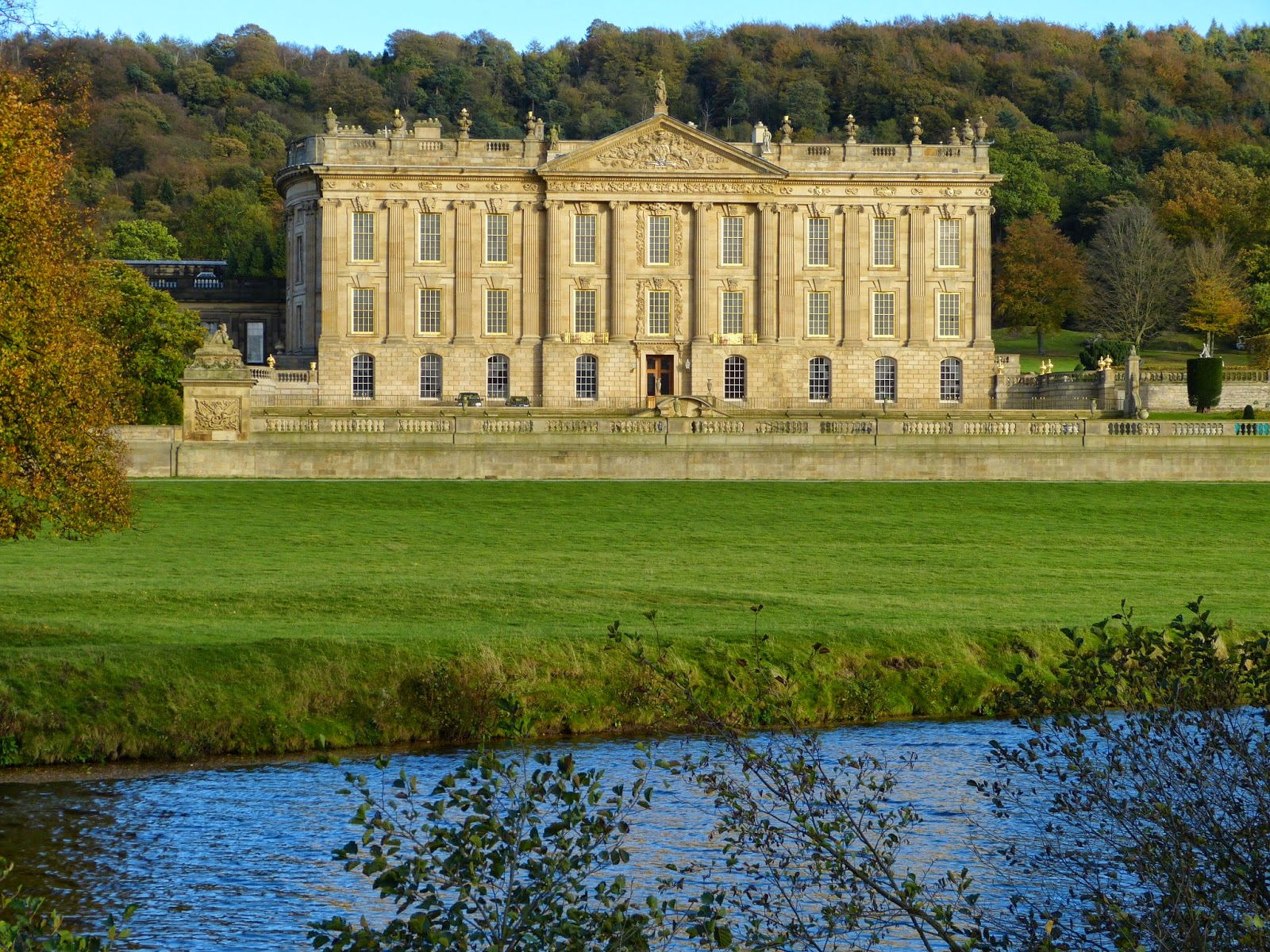chatsworth house See 293 photos and 38 tips from 1936 visitors to chatsworth house walk round the gardens, visit the farm or have a tour of the house if none of.