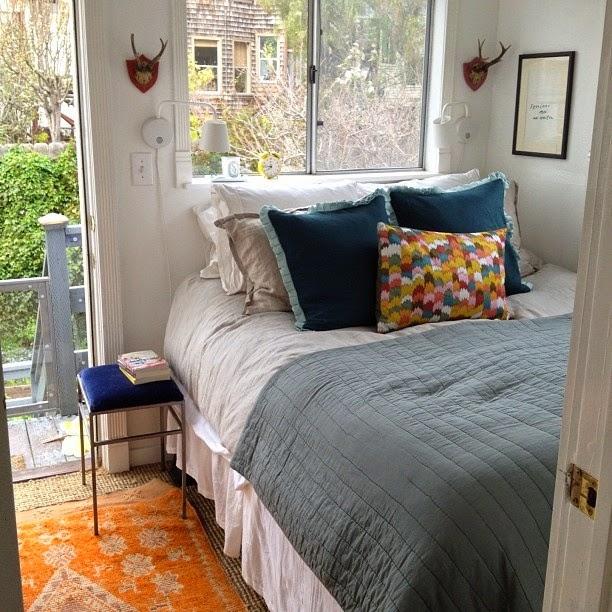 cama para Dormitorio muy pequeño