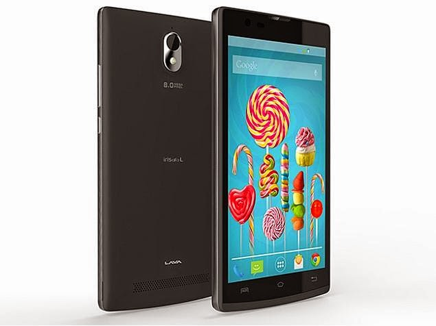 Lava Iris Alfa L Budget Lollipop Phone Price & Full Specification