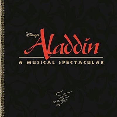 Aladdin Cast album stage Disney California Adventure DCA