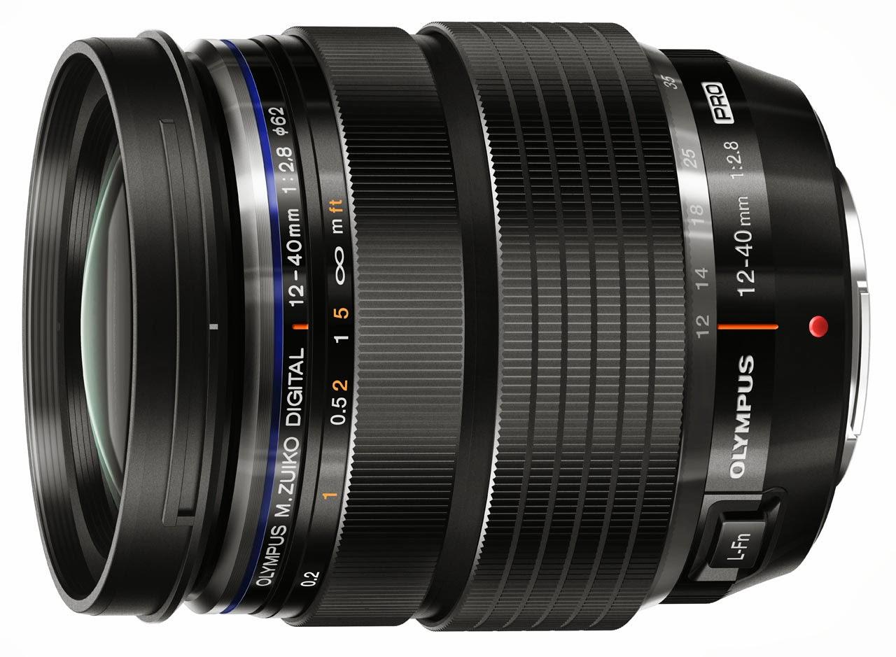 New M. Zuiko Lens