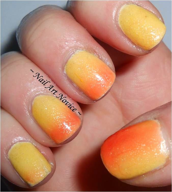 Stellar Polishes-Sungodown Transitioning