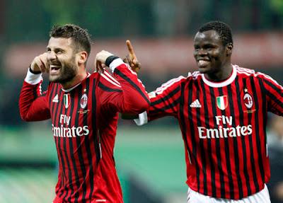AC Milan 4 - 1 Parma (1)
