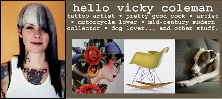 Hello Vicky