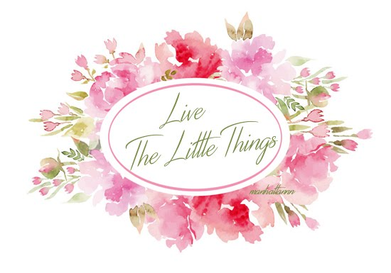 Live The Little Things
