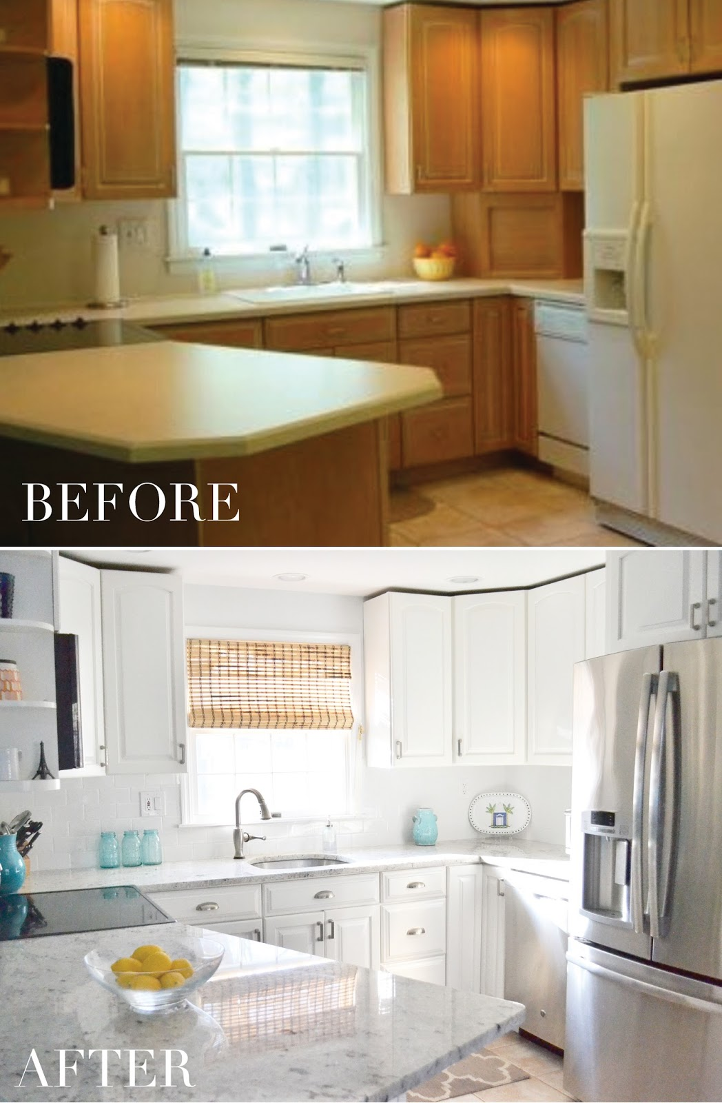 Pure Joy Home Our Kitchen Transformation From Dull To Bright