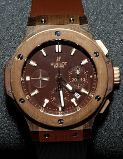 j 39 aime les montres le test du jour hublot big bang cappuccino gold et ferrari california. Black Bedroom Furniture Sets. Home Design Ideas