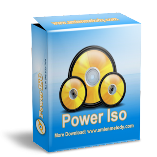 PowerISO v5.6 Full + Serial
