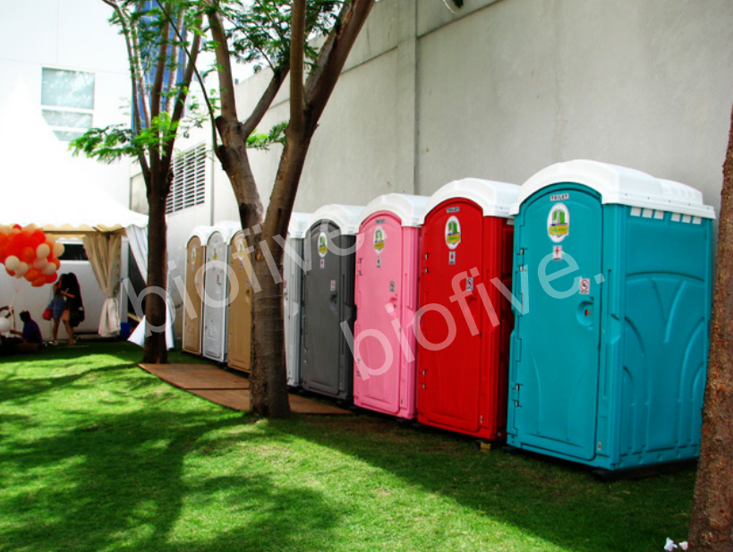 Sewa Toilet Harian ( VVIP )