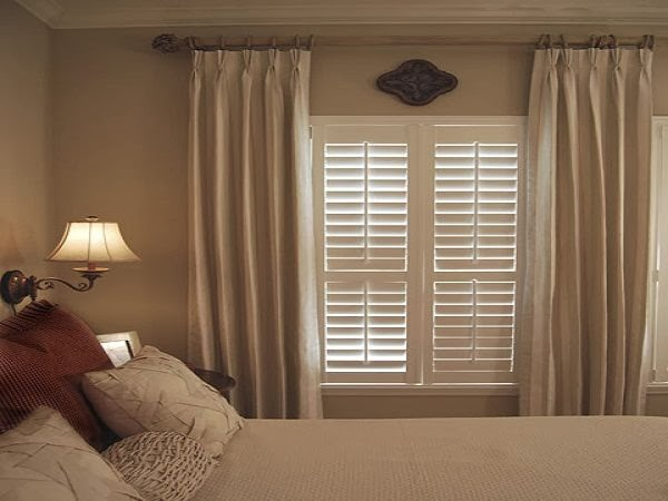 Bedroom window treatments bedroom and bathroom ideas for Window valances for bedroom