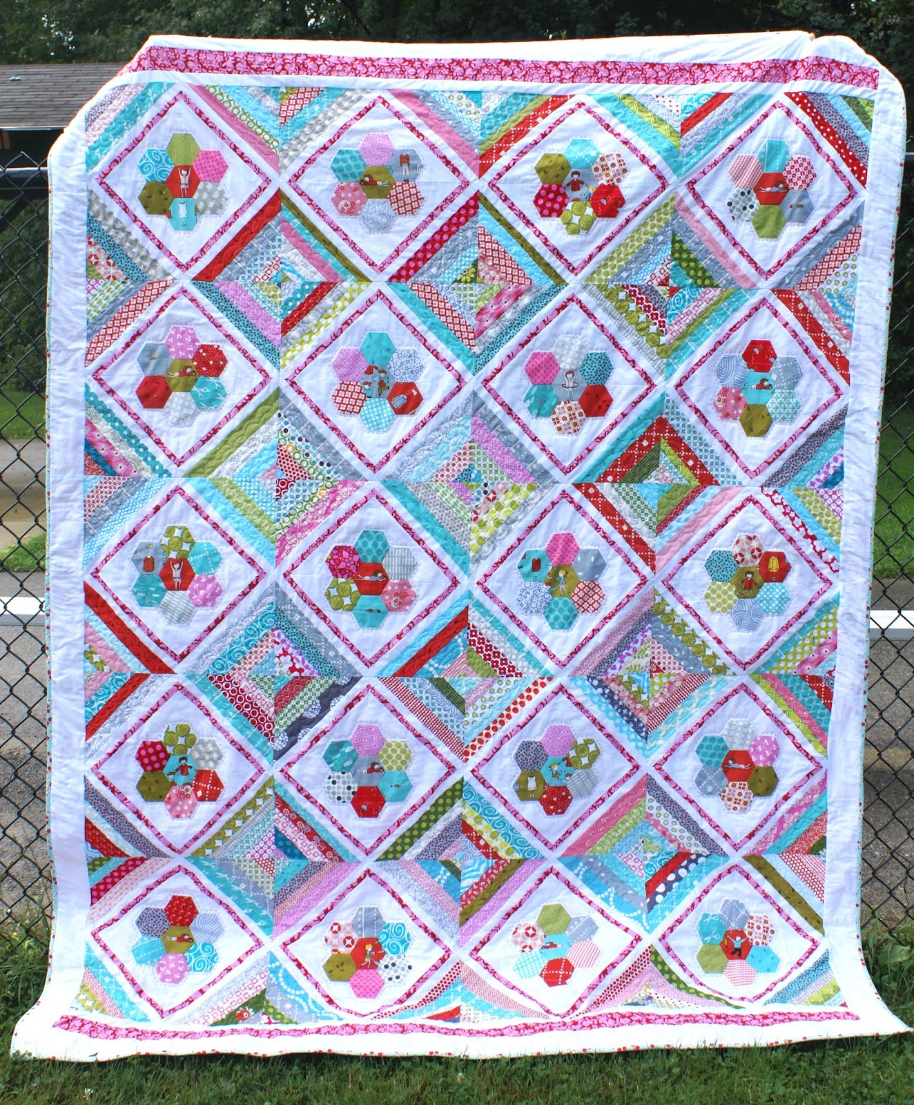 Dresden lane september craft book month club hexa go go for Craft of the month club
