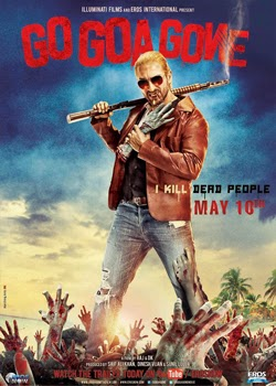 Go Goa Gone 2013 poster