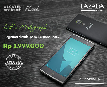Perbedaan Alcatel Flash 2 dengan Alcatel Flash