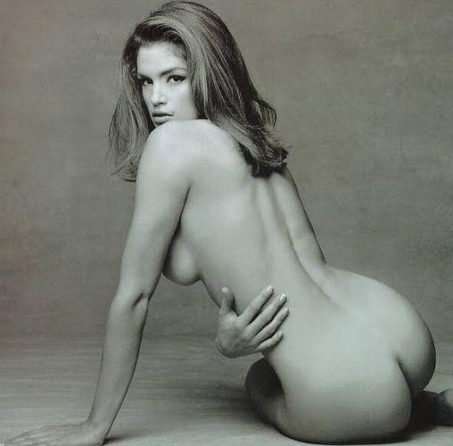 Cindy Crawford Desnuda De Jovencita Foto