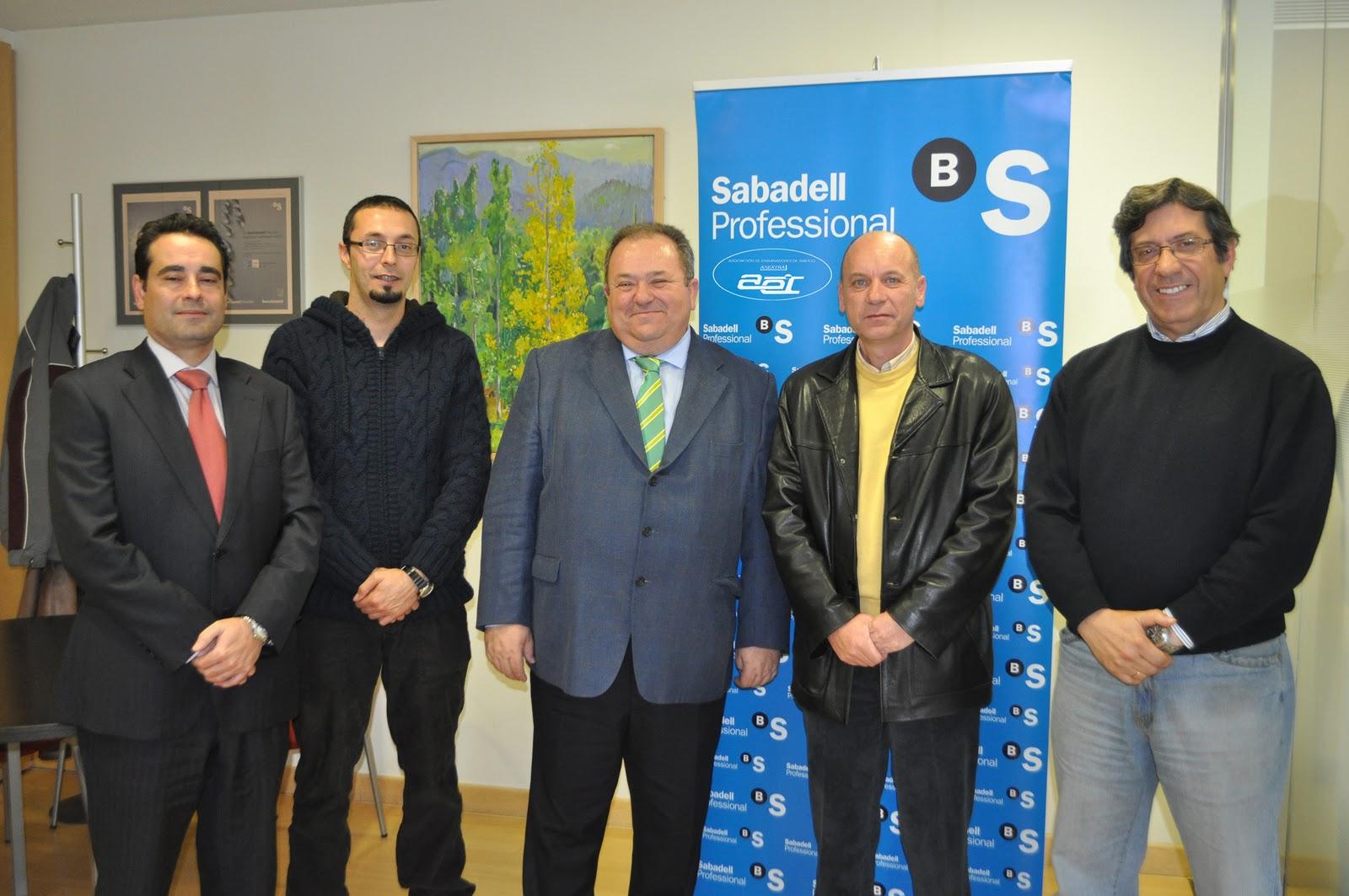 Asociaci n de examinadores de tr fico enero 2012 for Oficina sabadell sevilla