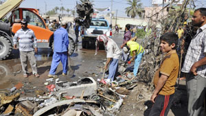 Iraq blasts, Bsara, Shiite, Malayalam news, Kerala News, International News, National News
