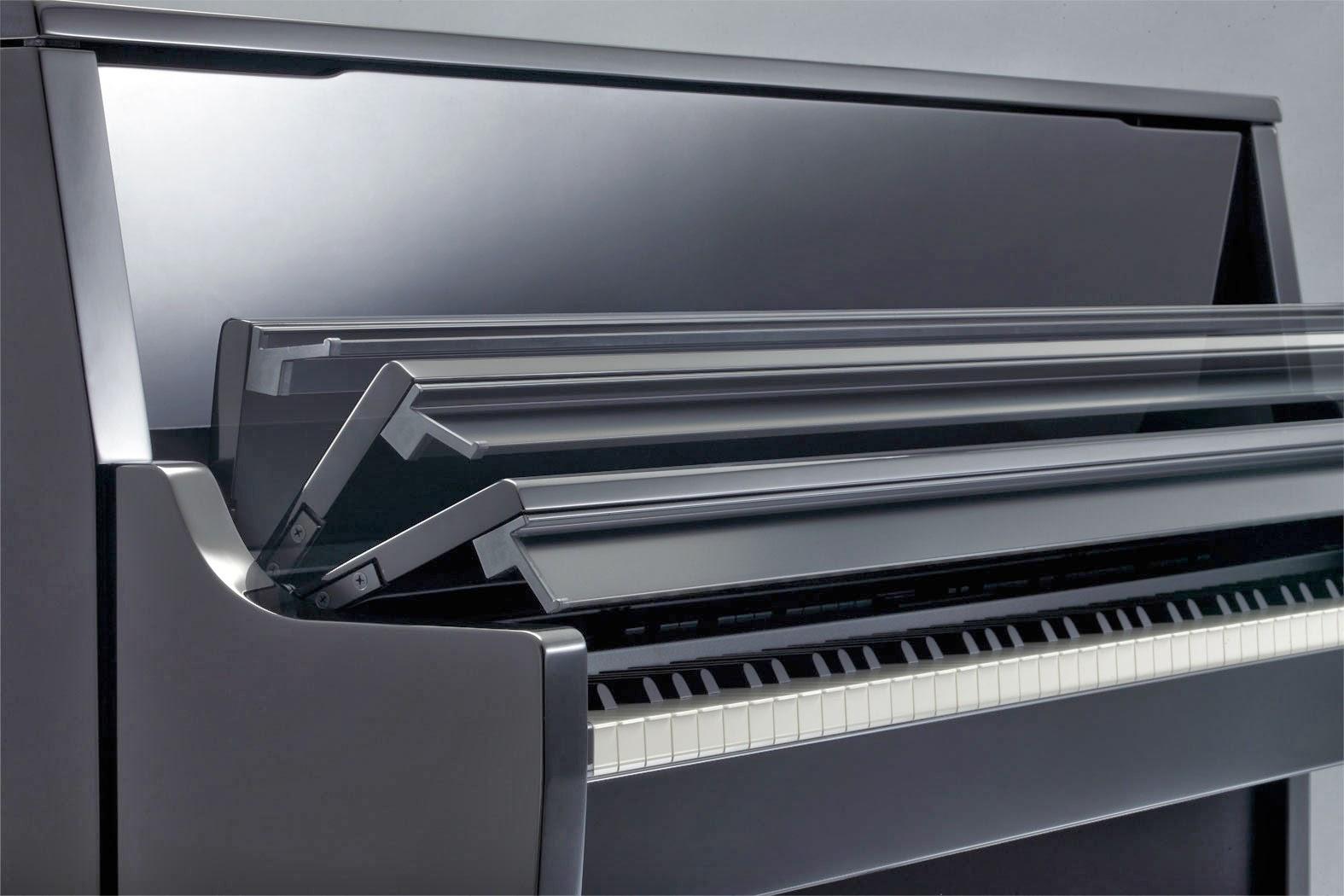 Roland LX15e digital piano key cover