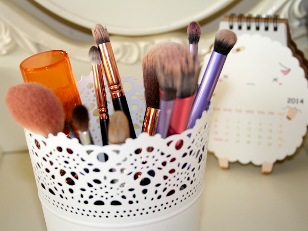 My Everyday Makeup Brushes ♥