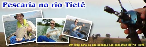 Pescaria no Rio Tietê