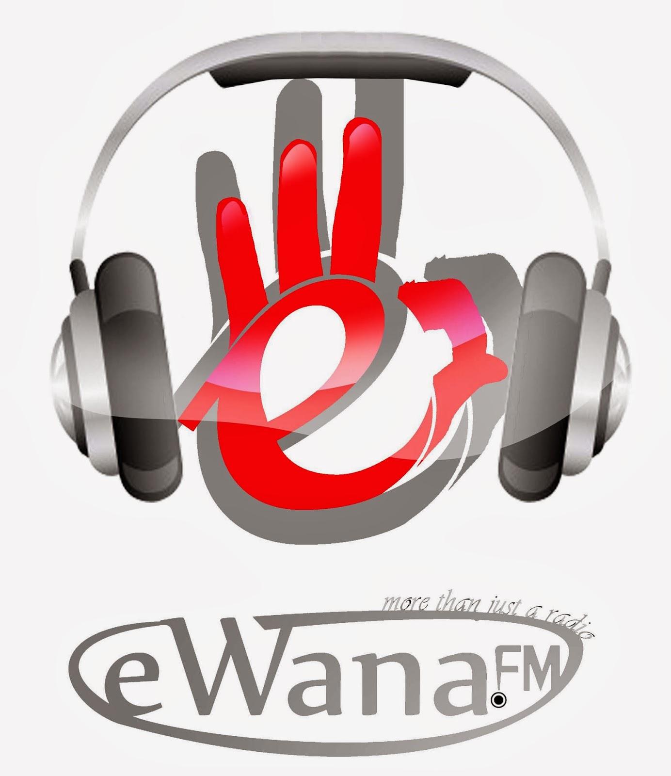 logo rasmi Ewana FM