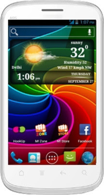 Micromax Smarty 4.3 A65, Android Smart Phone Below Rs 5000 In India.