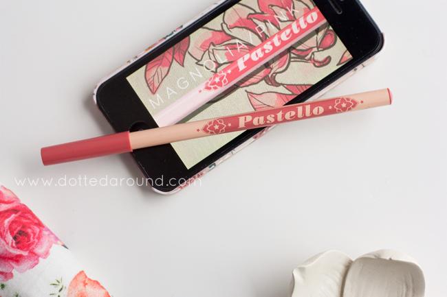 Neve Cosmetics Magnolia pastello matita labbra