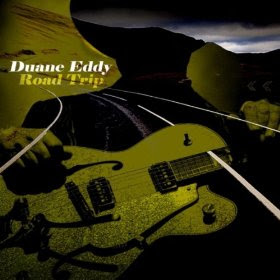 Duane Eddy - Road Trip album cover