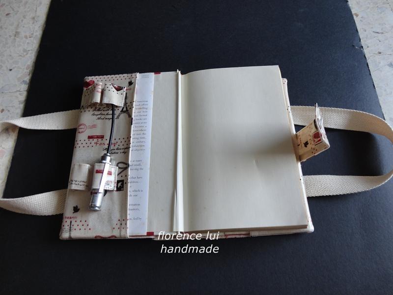 D' handmade's House: BOOK COVER ----- CUSTOM