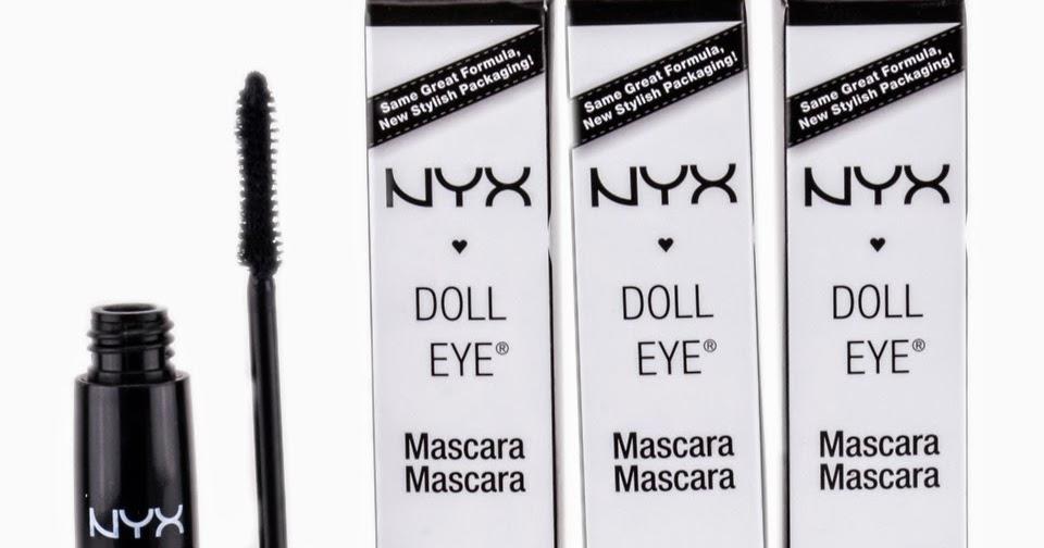 Nyx Doll Eye Mascara Waterproof hd pictures