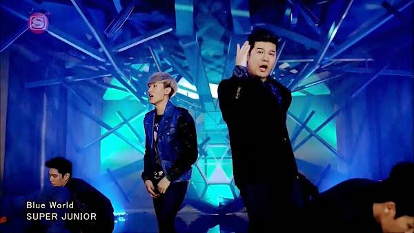 Super Junior Blue World Shindong