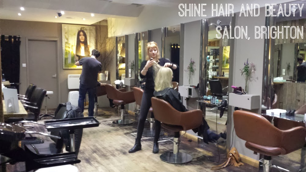 Review: Shine Hair and Beauty Salon, Brighton