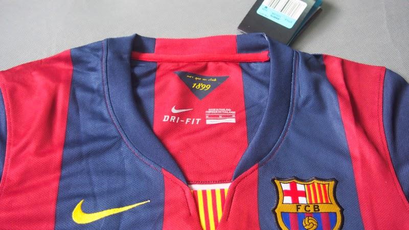 camiseta fc barcelona mujer