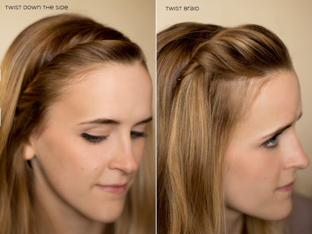 Hair and make up by steph fifteen ways to pin back your bangs if you need extra help with braiding check out my post on braids urmus Image collections