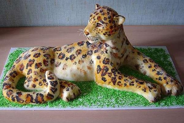 Креативные торты с невероятным дизайном
