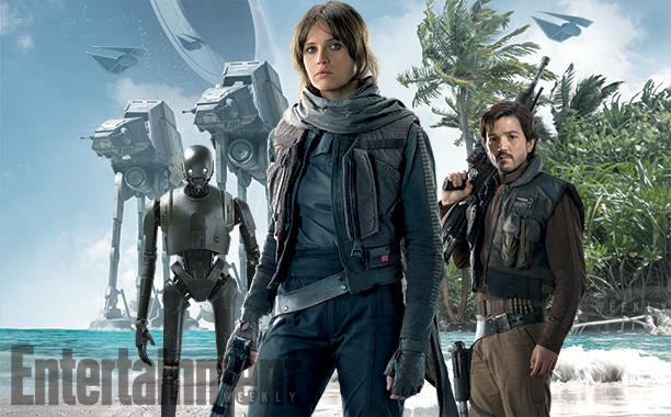 Bestel Rogue One: A Star Wars Story nu!