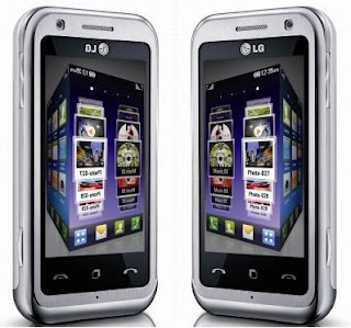 LG KM900 Arena another touch screen phone with new features