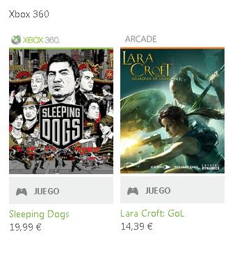Los dos juegos del Games with Gold de Enero para Xbox 360