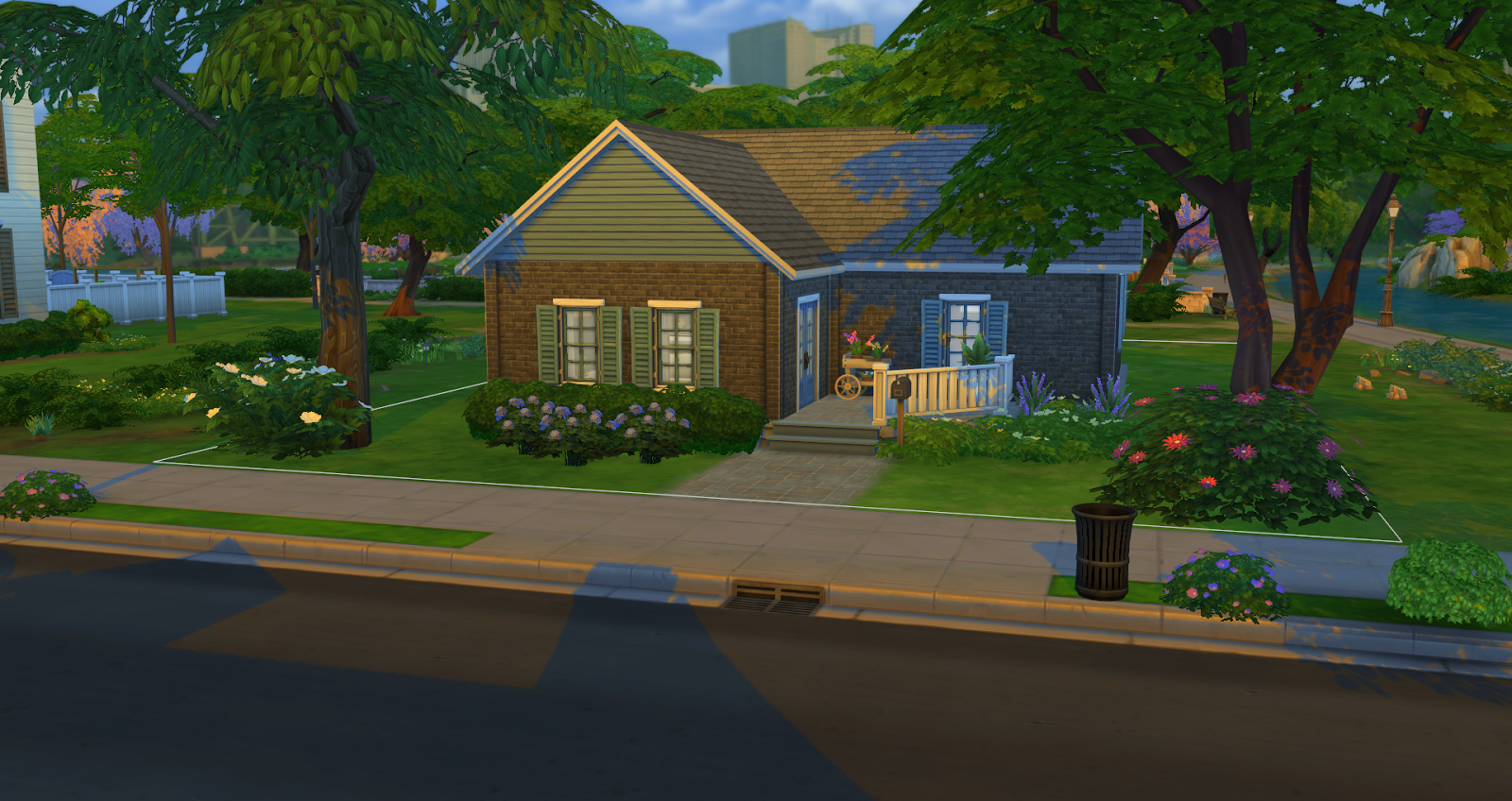 how to build a good house in sims 4