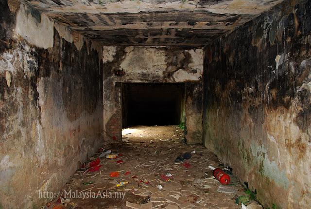 Coal Mine at Batu Arang