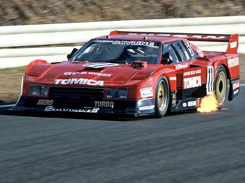 1 24 Nissan Skyline Turbo Group 5 Slot Car