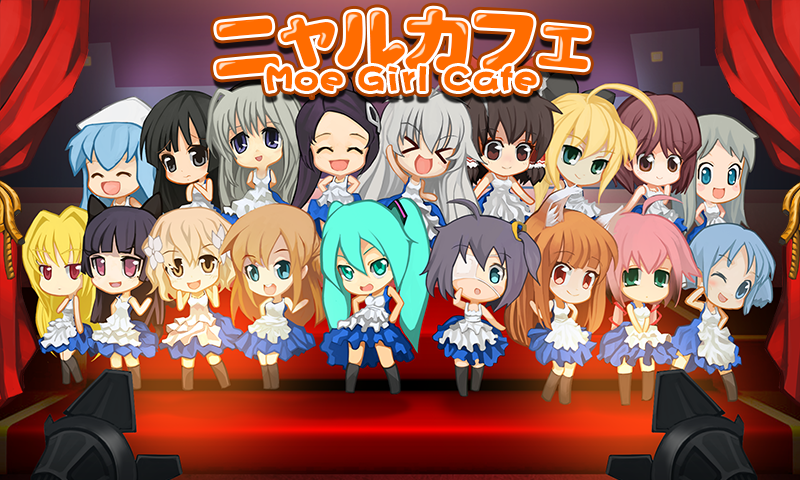 06 - Download Games Moe Girl Cafe Android Apk Asik