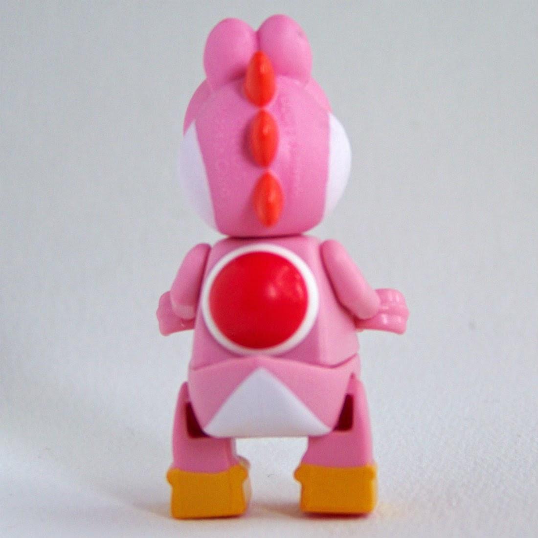 Knex Pink Yoshi Series 3